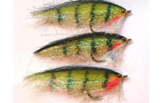 12 MIXED sz10 BARBLESS Rutland GRAFHAM Buzzers  Flies by Iain Barr Fly Fishing