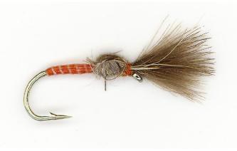 Flies by Iain Barr Fly Fishing 12  NEW RUTLAND GRAFHAM MIDAS Dry Fly Boobys